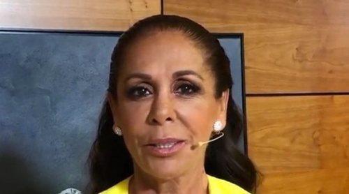Isabel Pantoja desmonta la versión oficial sobre su abandono forzoso en 'Supervivientes 2019'