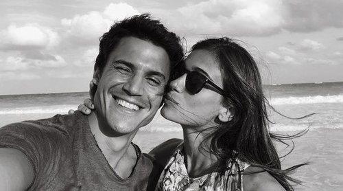 Blanca Bleis presume de lo afortunada que es de tener a Álex González como novio