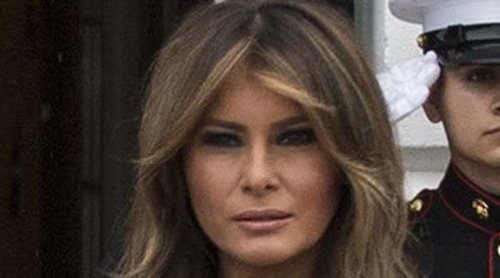 Melania Trump revela que ella y Donald Trump han hablado con los Reyes Felipe y Letizia sobre la crisis sanitaria