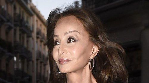 Isabel Preysler, afectada por la muerte de su exmarido Carlos Falcó: 'He sentido mucho su pérdida'