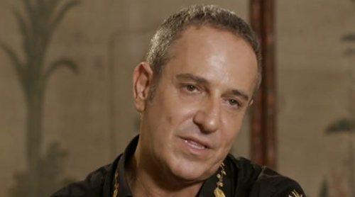 Víctor Sandoval hace las paces con Carmen Borrego y se enfrenta a El Dioni en 'Ven a cenar conmigo: Gourmet Edition'