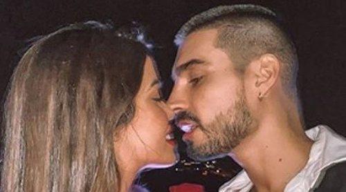 Violeta Mangriñán sobre su relación con Fabio: 'Si pasamos la cuarentena, seremos invencibles'