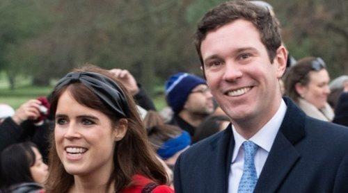 El suegro de la Princesa Eugenia de York, George Brooksbank, se encuentra ingresado en la UCI por coronavirus