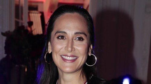 El mensaje optimista de Tamara Falcó tras la muerte de su padre Carlos Falcó por coronavirus