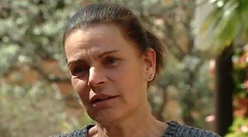 Estefanía de Mónaco rompe su silencio y el confinamiento para hablar sobre Rainiero de Mónaco por el aniversario de su muerte