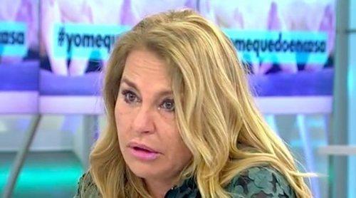 La precavida decisión de Cristina Tárrega: 'Confiné a mis padres dos meses antes del estado de alarma por el coronavirus'