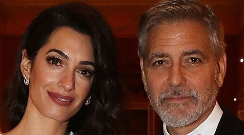 George y Amal Clooney donan un millón de euros para luchar contra el coronavirus