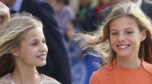El motivo por el que la Princesa Leonor y la Infanta Sofía son las únicas jóvenes royals desaparecidas en el confinamiento