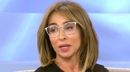 La crisis de amistad de María Patiño con Jorge Javier Vázquez: 'No me he sentido bien trabajando contigo'