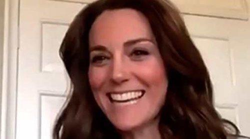 El Príncipe Guillermo y Kate Middleton conceden una entrevista y revelan cómo están llevando el confinamiento