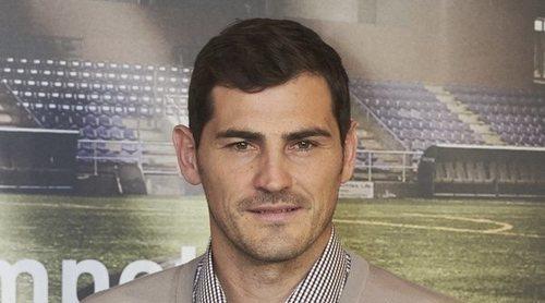 El duro testimonio de Iker Casillas: 'Después del infarto tenía miedo de caminar, dormir y hacer esfuerzo físico'