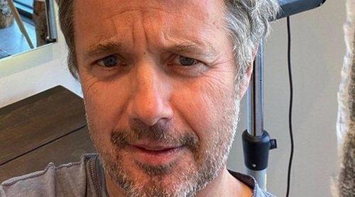 El Príncipe Federico de Dinamarca pasa por la peluquería tras la cuarentena por el coronavirus