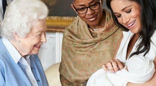 El 'reencuentro' más esperado de Archie con la Reina Isabel de Inglaterra con motivo de su 94 cumpleaños