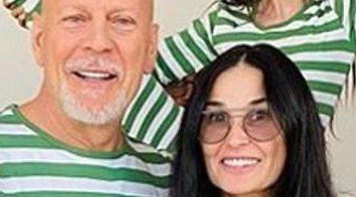 El motivo por el que Bruce Willis no se aísla con su mujer y pasa la cuarentena con Demi Moore