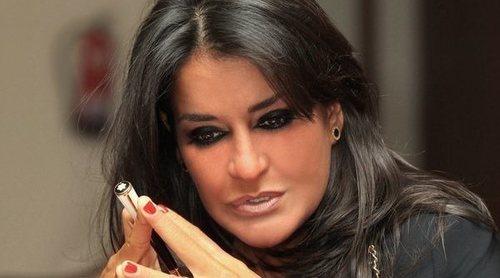 Aída Nízar desmiente su detención por amenazar presuntamente a su novio con un cuchillo