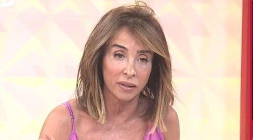 María Patiño regaña a Alexia Rivas por saltarse el confinamiento con Alfonso Merlos