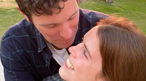 Eugenia de York y Jack Brooksbank celebran sus 10 años de amor con imágenes cotidianas