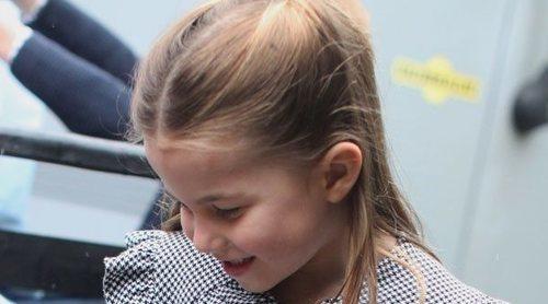 La Princesa Carlota de Cambridge celebra sus 5 años mostrando su lado solidario
