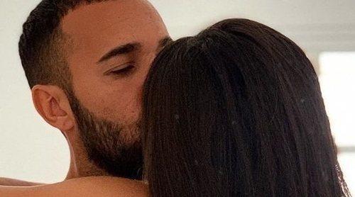 El desnudo de Anabel Pantoja y su novio Omar Sánchez para calentar el confinamiento