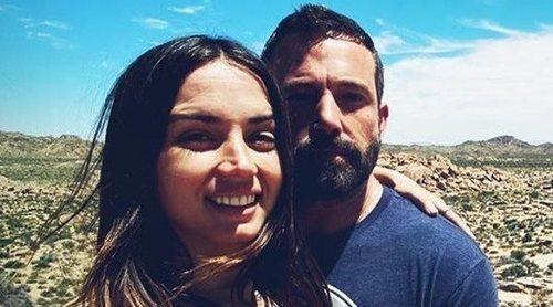 La gran celebración de cumpleaños de Ana de Armas con Ben Affleck en el desierto