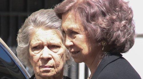 La impactante escena protagonizada por la Reina Sofía e Irene de Grecia que presenció un amigo del Rey Juan Carlos