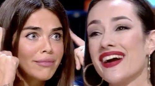 Más insultos entre Adara y Violeta Mangriñán en 'Supervivientes 2020':