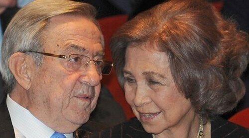 La 'envidia' de la Reina Sofía a Constantino de Grecia por lo que él tiene y ella nunca volverá a tener