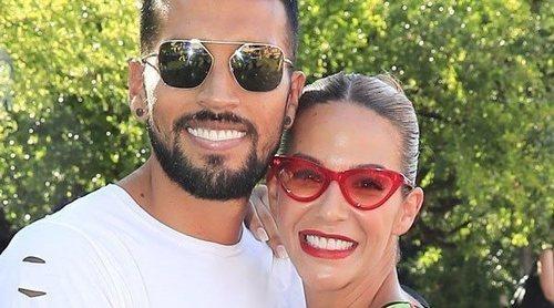 El emocionante reencuentro de Tamara Gorro y Ezequiel Garay con sus hijos tras dos meses separados