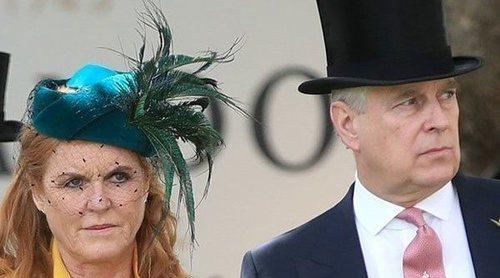 El Príncipe Andrés y Sarah Ferguson, demandados por el impago de un chalet de lujo en Suiza