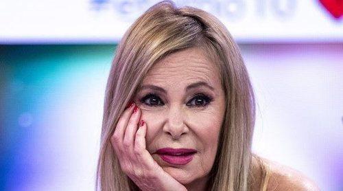 La desgarradora despedida de Ana Obregón a su hijo Álex Lequio tras su muerte