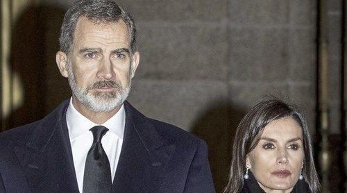 Los Reyes Felipe y Letizia se suman a las condolencias a Alessandro Lequio y Ana Obregón por la muerte de su hijo Álex Lequio