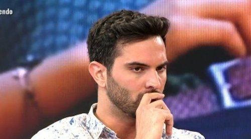 Suso desmiente a Sofía Suescun: 'Mentí por ti, me besaste y fuiste desleal a Kiko Jiménez conmigo'