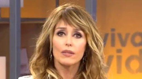 Emma García, muy firme con José Antonio Avilés: 'Es injustificable todo lo que has hecho'