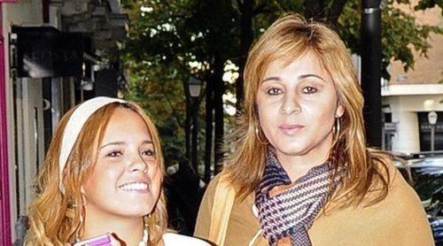 Ana María Aldón de los comienzos de su relación con Gloria Camila: 'Hubo que ganarse el sitio. Su padre era para ella'
