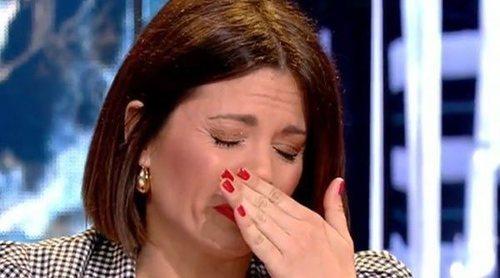Nagore Robles se emociona en 'Supervivientes 2020': 'He perdido a una persona importante hace poquito'