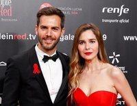 Natalia Sánchez y Marc Clotet anuncian el nacimiento de su hijo Neo