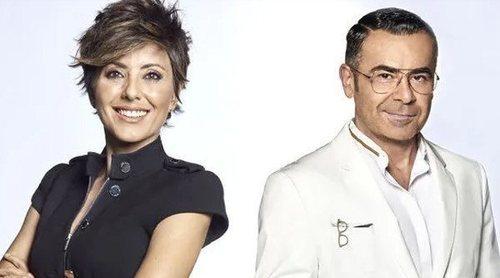 Jorge Javier Vázquez y Sonsoles Ónega presentarán 'La casa fuerte', el nuevo programa de parejas de famosos