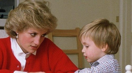 El Príncipe Guillermo confiesa el trauma que tiene como padre por la muerte de Lady Di