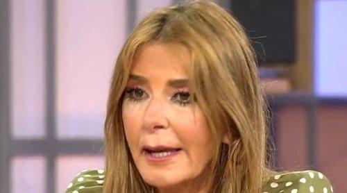 Marisa Martín Blázquez saca la cara por su exmarido, Antonio Montero: 'María Patiño ha exagerado'