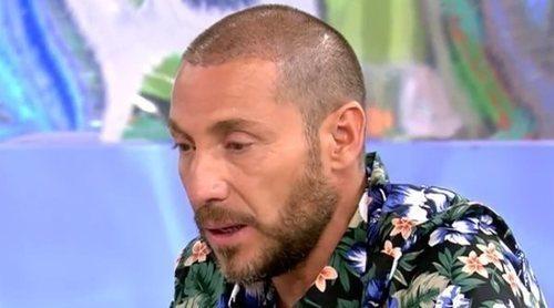 Antonio David, en relación a Fidel Albiac: 'Yo no estaría con Olga si mis hijos no se llevasen bien con ella'