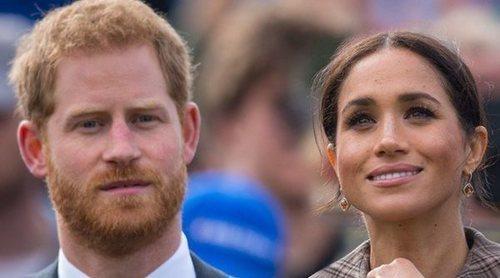 El Príncipe Harry y Meghan Markle denuncian la aparición de drones sobrevolando su mansión de Los Angeles