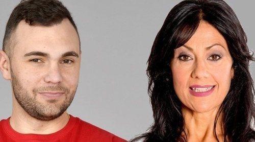 Maite Galdeano y su hijo Cristian Suescun, primeros concursantes confirmados de 'La Casa Fuerte'
