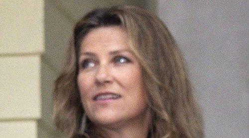 Marta Luisa de Noruega no puede más y estalla contra los paparazzi tras la muerte de Ari Behn