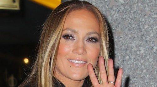 Jennifer Lopez, triste tras posponer su boda por el coronavirus: 'Mi corazón está un poco roto'