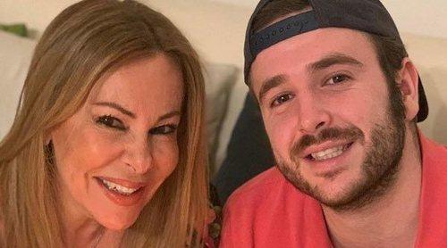 La carta más sincera y sentimental de Ana Obregón a su hijo Álex tras su muerte: 'Eres mi vida y ahora no hay nada'