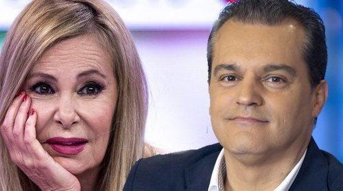 La llamada mas desgarradora de Ramón García a Ana Obregón el día que murió Álex Lequio