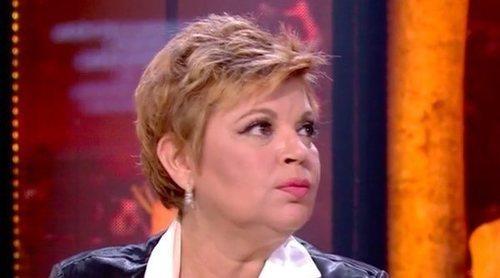 Terelu Campos se desmarca de Rocío Carrasco y su distanciamiento con su hija Rocío Flores