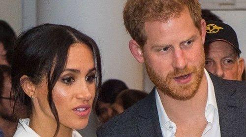 El Príncipe Harry y Meghan Markle contratan los servicios de una de las mejores empresas de seguridad del mundo