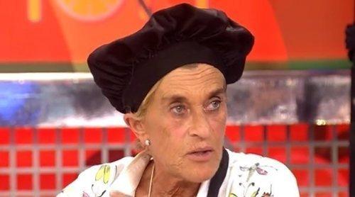 La no-llamada de la mujer de Chelo García Cortés en 'La última cena' enfrenta a los colaboradores