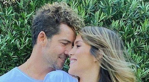 David Bisbal y Rosanna Zanetti anuncian el sexo de su segundo hijo en común